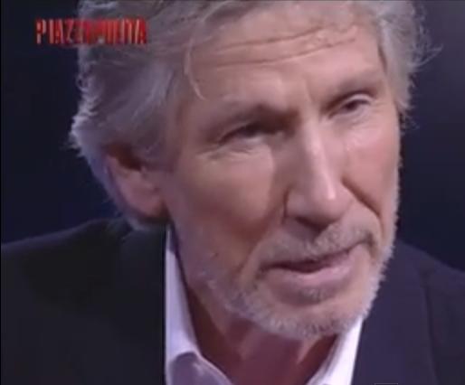 Roger Waters a Piazzapulita