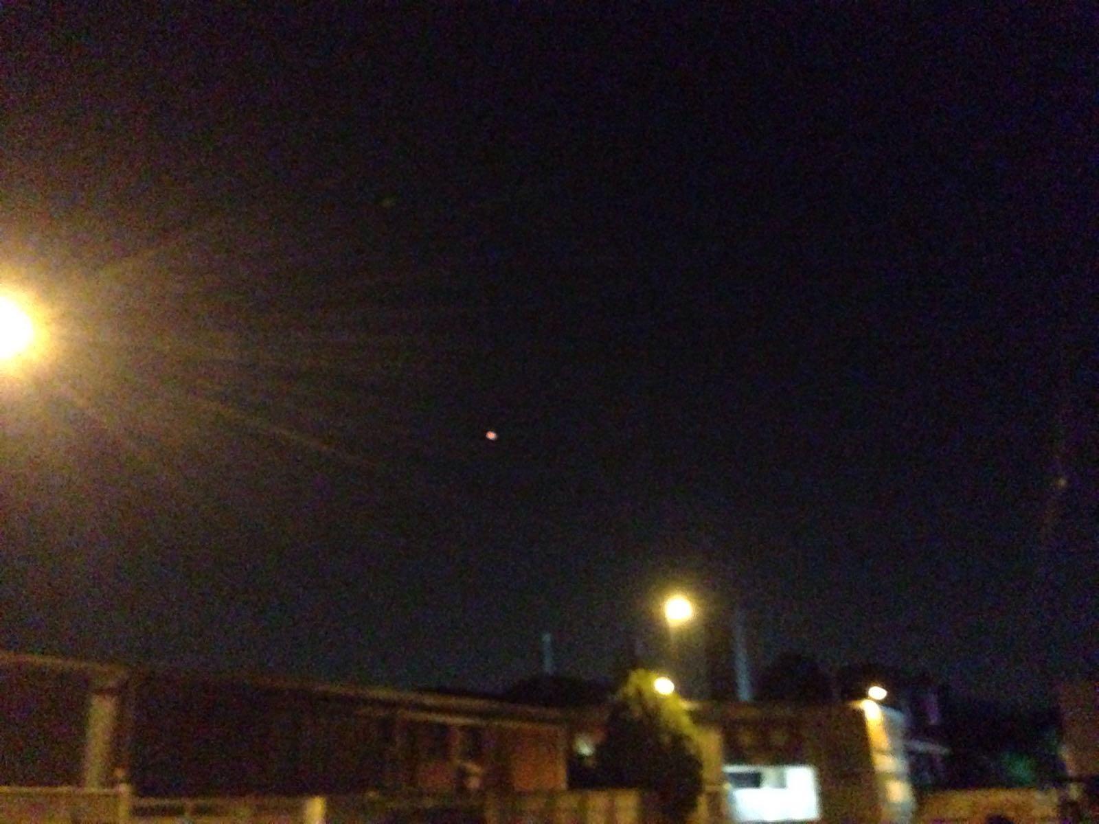 Ufo a Limbiate-foto di conterosso76