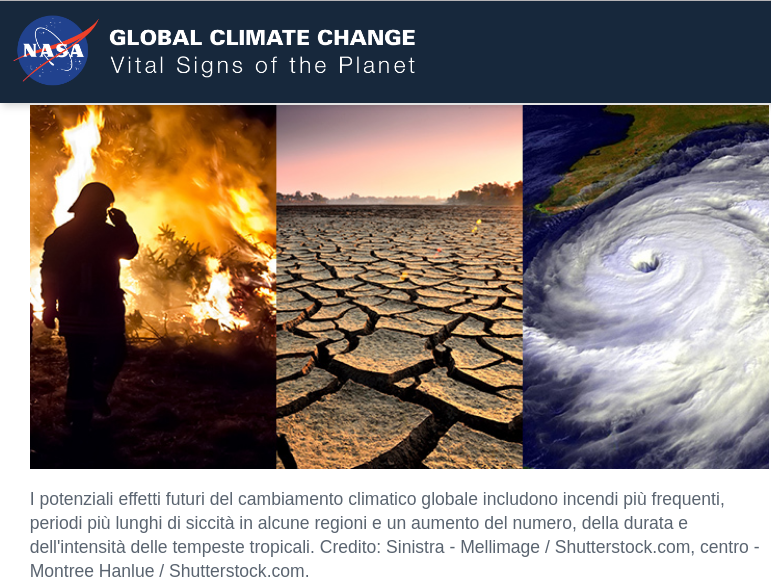 climate effects nasa.gov