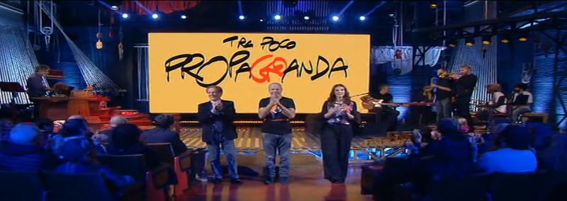 Propaganda live puntata del 29 11 19