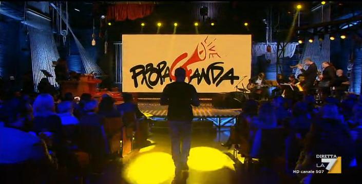 Propagandalive puntata del 10 1 20