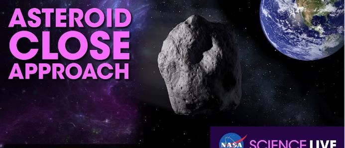 Asteroid 1998 OR2 non rappresenta una minaccia per il nostro pianeta, ma possiamo ancora imparare molto studiandolo. Non perdere uno speciale episodio di Difesa planetaria della NASA Science Live lunedì 27 aprile alle 15:00.