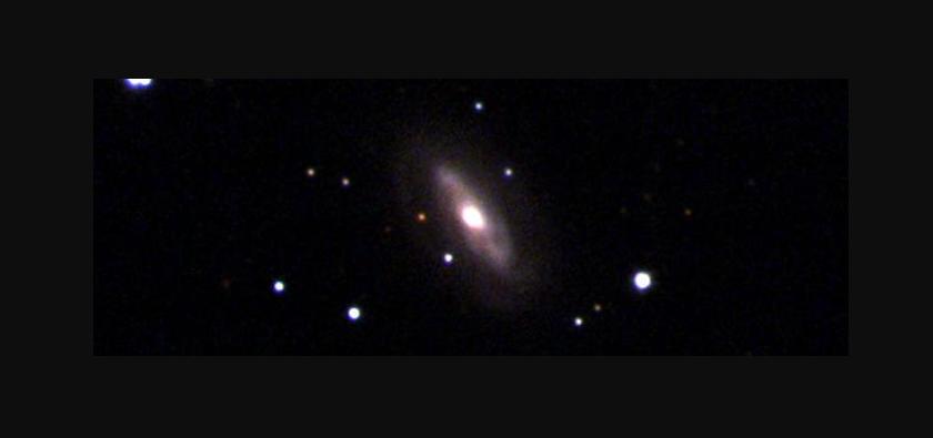 Massive black hole a spasso nell'universo.