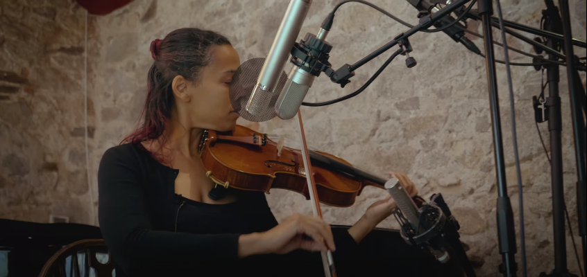 Rhiannon Giddens - Waterbound (with Francesco Turrisi)